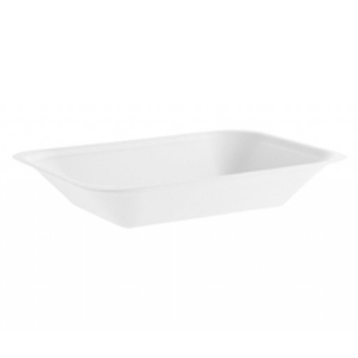 7x5'' Bagasse Chip Tray