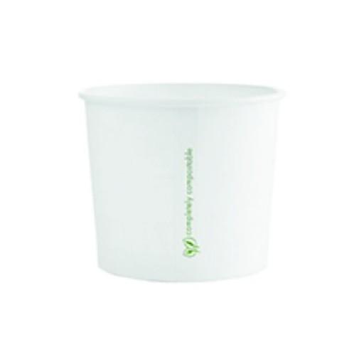 Compostable 10oz Soup Container