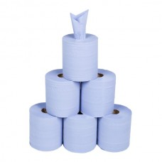 Blue Centrefeed Rolls