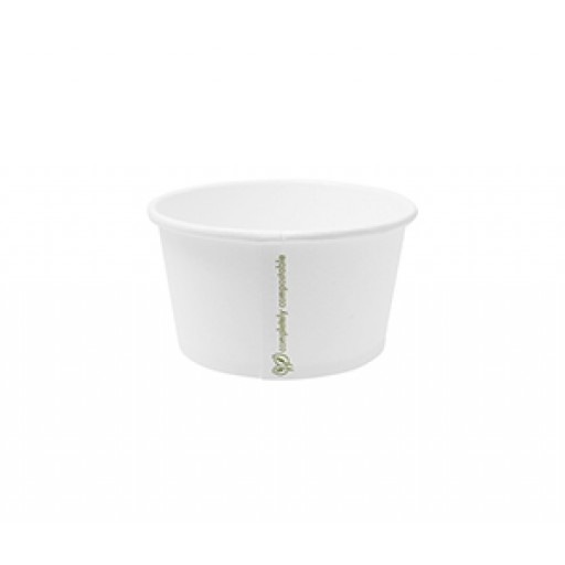 Compostable 12oz Soup Container