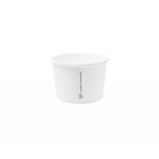Compostable 8oz Soup Container