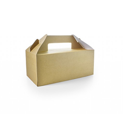 Compostable Standard Carry Pack - (22.5x9.5x12cm)