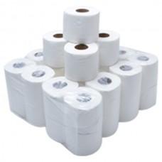 White Premium Toilet Rolls