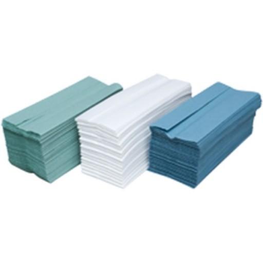Blue C Fold Hand Towels
