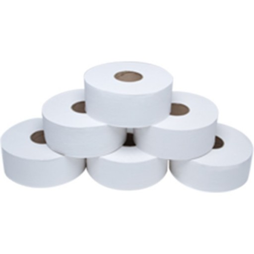 Maxi Jumbo Toilet Rolls (for use with Dispenser)