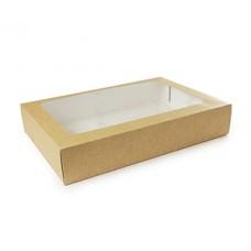Large Compostable Sandwich Platter (45x31x8.2cm)