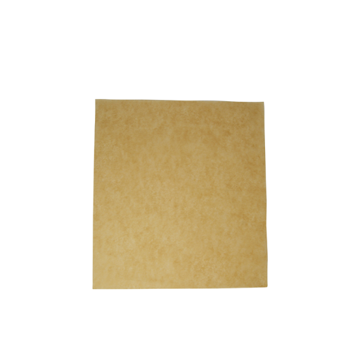 Unbleached Greaseproof Sheet 50gsm(380x275mm)