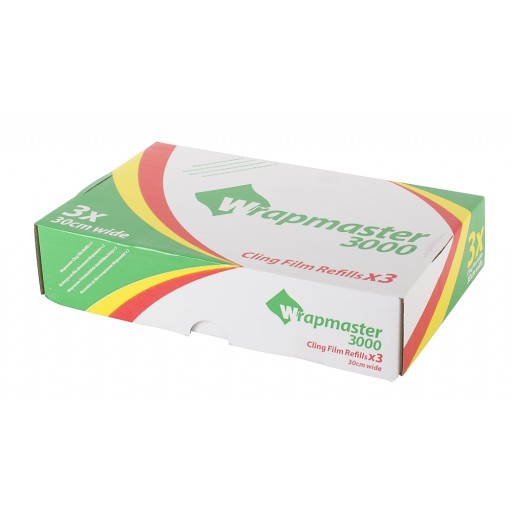 3000 Wrapmaster Cling Film