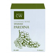 White Cooking Wine 3L