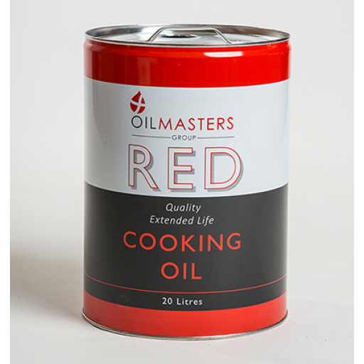 Oil Masters Vegetable Oil (Red Tin)